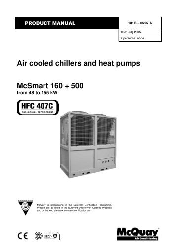 Air cooled mcquay air cooled scroll chillers mcquay air cooled scroll chillers pictures swarovskicordoba Image collections