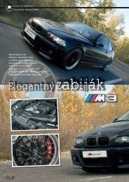 Elegantný zabiják - AutoTuning.sk