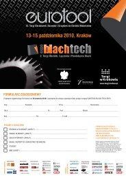 13-15 października 2010, Kraków - Polska Unia Dystrybutorów Stali