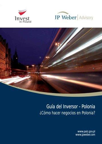 Investor's Guide – Poland How to do Business