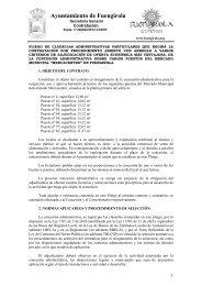01 pliego concesion puestos mercacentro - Ayuntamiento de ...