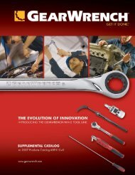 TORQUE WR – GearWrench - Dixie Construction Products