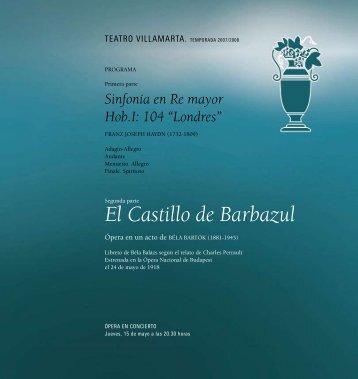 LibretoElcastillodeBarbazul