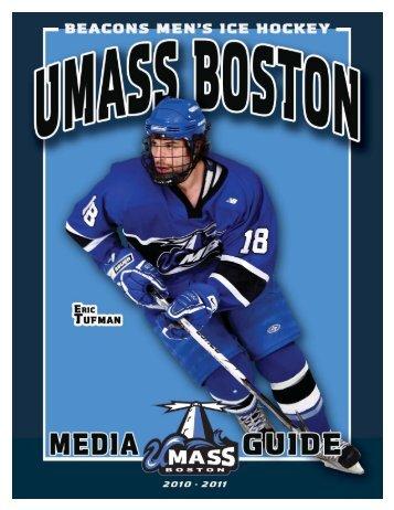 2010-11 UMass Boston Men's Ice Hockey Media Guide ... - Community