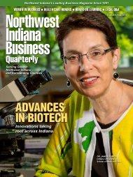 Summer 2013 - Northwest Indiana Business Quarterly Magazine
