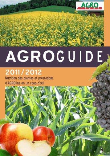 2011 / 2012 - AGROline AG