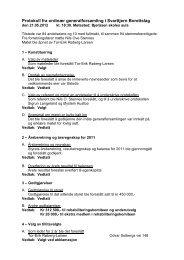 Protokoll fra ordinær generalforsamling i Svarttjern ... - Herborvi.no