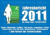 Jahresbericht 2011 (.pdf, 7,5MB) - Helge Payer Torwartschule