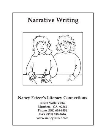 Steps to write a narrative essay