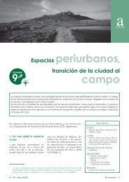 Espacios periurbanos, campo - COST-Action Urban Agriculture ...