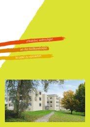 attraktive Wohnungen an der Riedikerstrasse in Uster zu vermieten