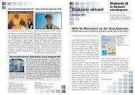 Diakonie aktuell - Diakonisches Werk Traunstein