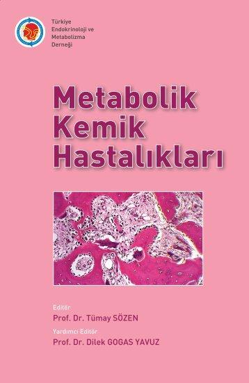 Metabolik Kemik Hastalıkları - Türkiye Endokrinoloji Metabolizma ...