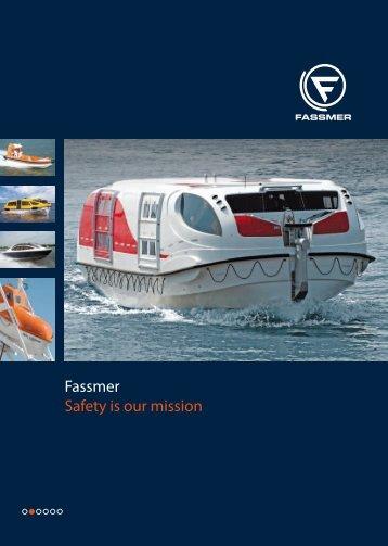 PDF I 3.5 MB - Fr. Fassmer GmbH & Co. KG