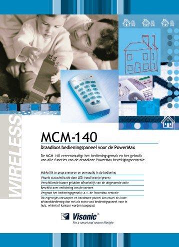 MCM-140 - De Beveiligingswinkel
