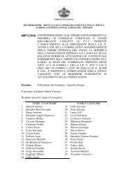 delibera CC n73.pdf - Urban Center - Comune di Genova