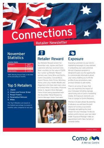 January 2012 - Mirvac | Retail