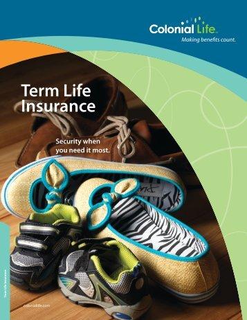 Term Life Insurance - Acute Nursing Solutions