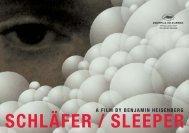 SCHLÄFER / SLEEPER - Coop99