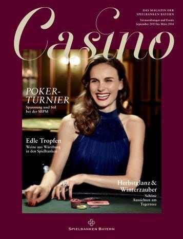 Poker- Turnier - Spielbanken Bayern Blog