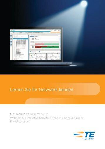 Lernen Sie Ihr Netzwerk kennen - TE Connectivity