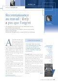 Reconnaissance au travail - Wk-rh - Page 2
