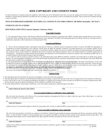 dissertation interview consent forms Telling your story