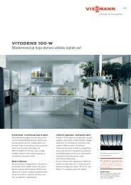 Akcijski letak Vitodens 100-W - Viessmann