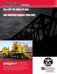 ON & OFF THE ROAD OR RAIL – REACHNG NEW HEIGHTS AND ...