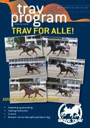 2013/17 - 27. juli Trav for alle (uden spil) - Skive Trav