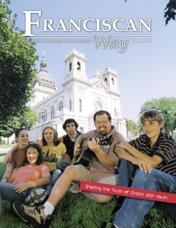 Autumn 2003 - Franciscan University of Steubenville