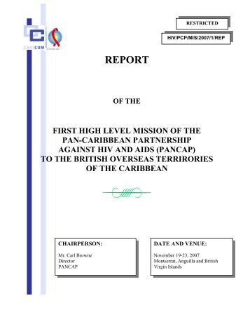 HIGH LEVEL MISSION TO THE BRITISH OTCs.pdf - PANCAP- Pan ...