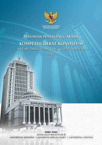 panduan debat 2014