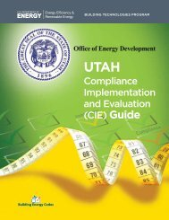(CIE) Guide - Building Energy Codes