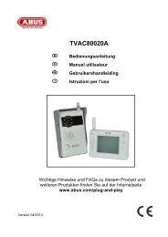TVAC80020A - Abus