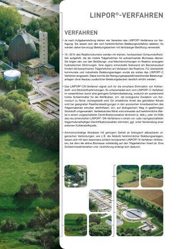 LINPOR®-VeRfahReN - STRABAG Umwelttechnik