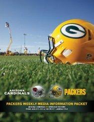 Arizona - Preseason Week 1.indd - NFL.com