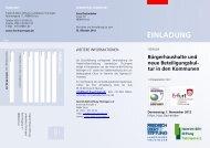 Programm (PDF) - Landesbüro Thüringen der Friedrich-Ebert-Stiftung