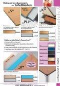 Leerlingentafels & -stoelen - FLEC Nederland BV - Page 5