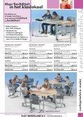 Leerlingentafels & -stoelen - FLEC Nederland BV - Page 7
