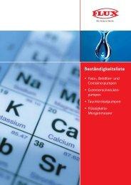 Bestaendigkeitsliste 0712-d.pdf - Flux Geräte GmbH