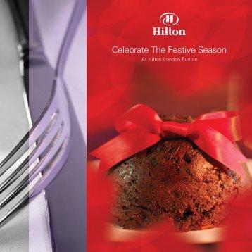 Celebrate The Festive Season