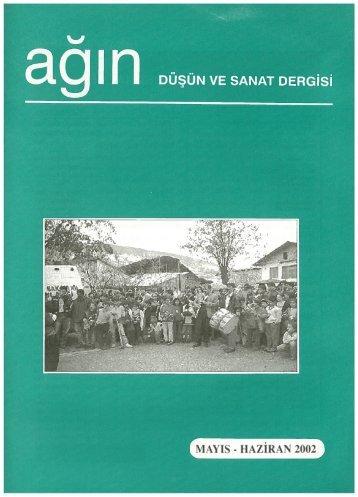 GİSİ - Ankara Ağın Derneği