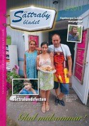 Sättrabybladet nr 2 år 2011 - Hyber