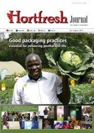 July - August - Hortfresh Journal