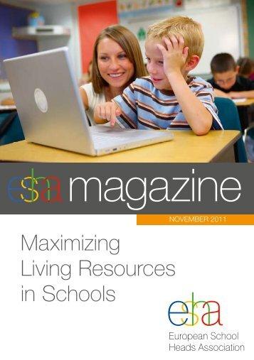 Esha magazine November 2011.pdf