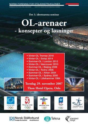 OL Arenaer 11-10-07 - Norsk Stålforbund