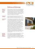Balkone und Terrassen fachgerecht planen und ausführen - Seite 3
