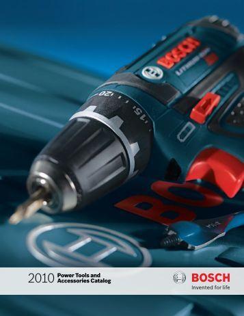 2010 Power Tools and Accessories Catalog - Inolec