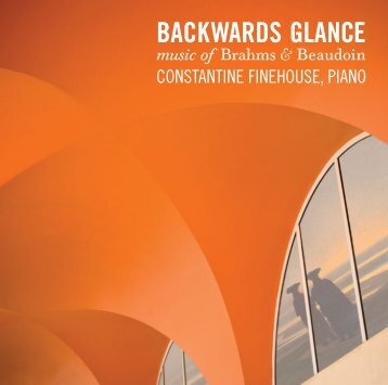 Digital Booklet 1.2mb (PDF) - Constantine Finehouse, pianist